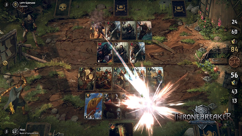 Đánh giá Thronebreaker: The Witcher Tales - Hình ảnh 3