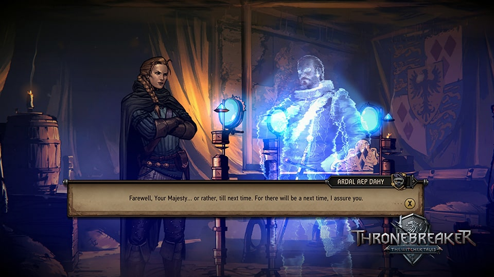 Đánh giá Thronebreaker: The Witcher Tales - Hình ảnh 4