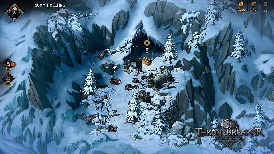 Đánh giá Thronebreaker: The Witcher Tales - Hình ảnh 6