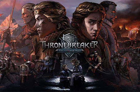 Đánh giá Thronebreaker: The Witcher Tales 3