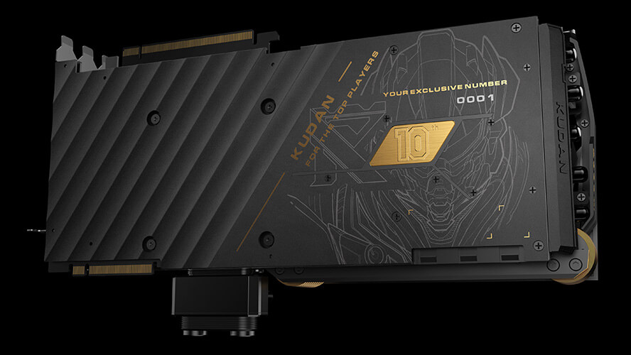 Colorful iGame GeForce RTX 2080 Ti Kudan - Hình ảnh 2