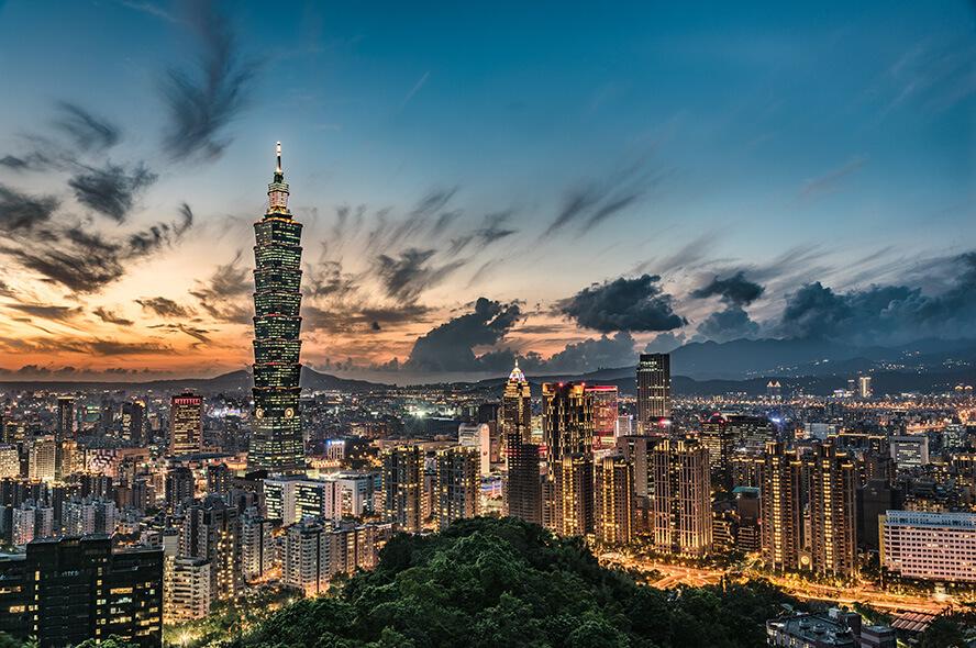 MSI 2019 Đài Loan