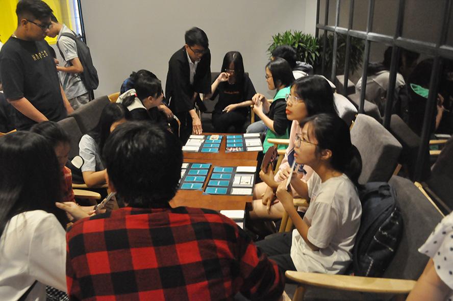 Tưng bừng offline Sử Hộ Vương tại Sài Gòn - Hình ảnh 4