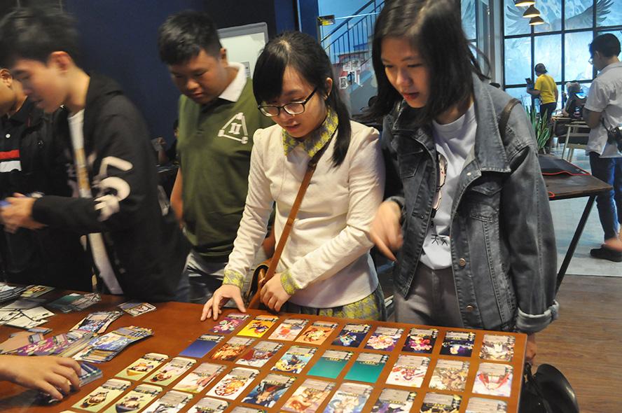 Tưng bừng offline Sử Hộ Vương tại Sài Gòn - Hình ảnh 5