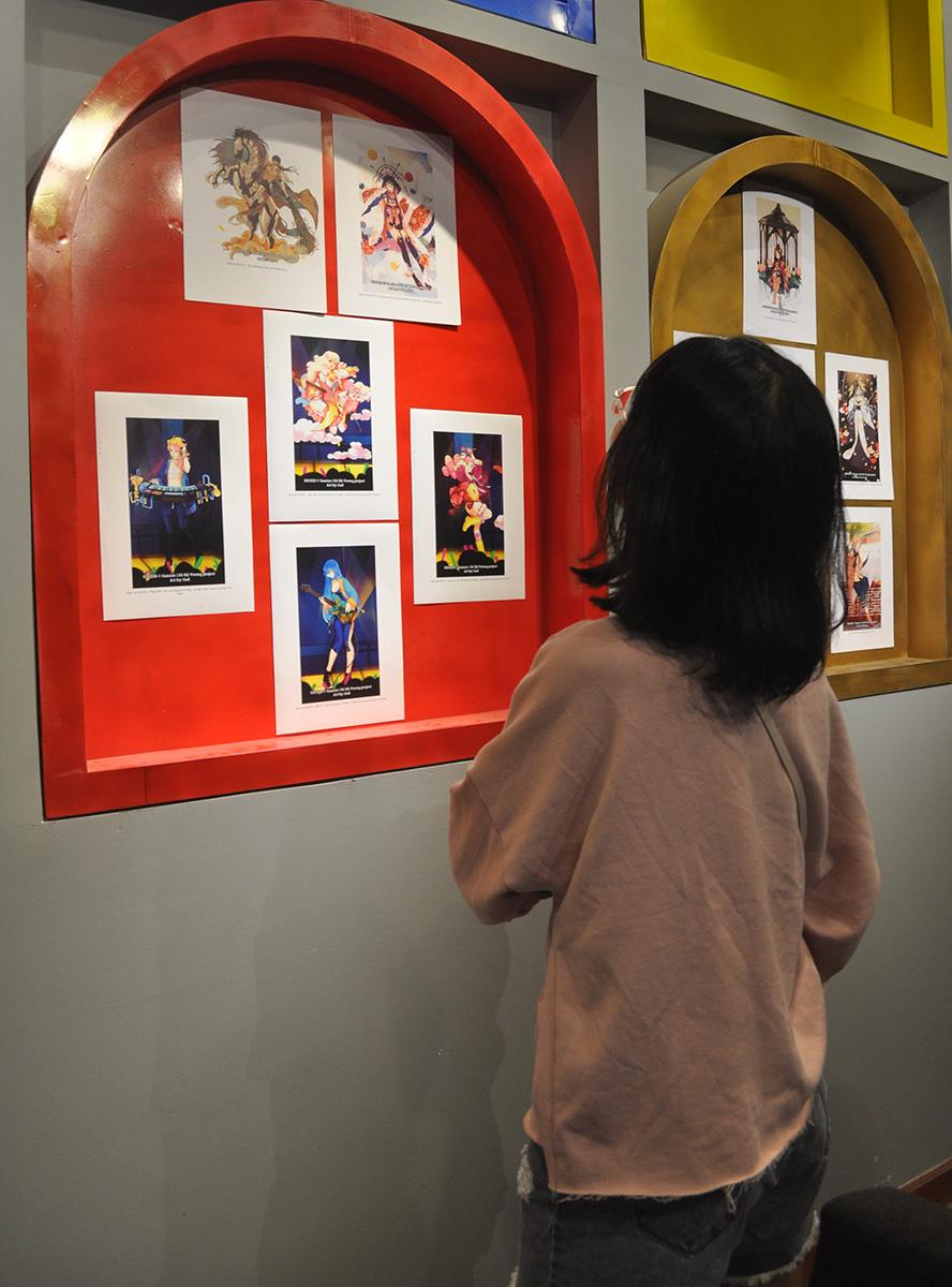 Tưng bừng offline Sử Hộ Vương tại Sài Gòn - Hình ảnh 13