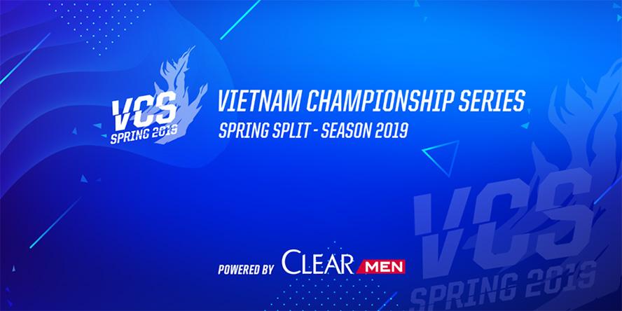 VCS Mùa Xuân 2019