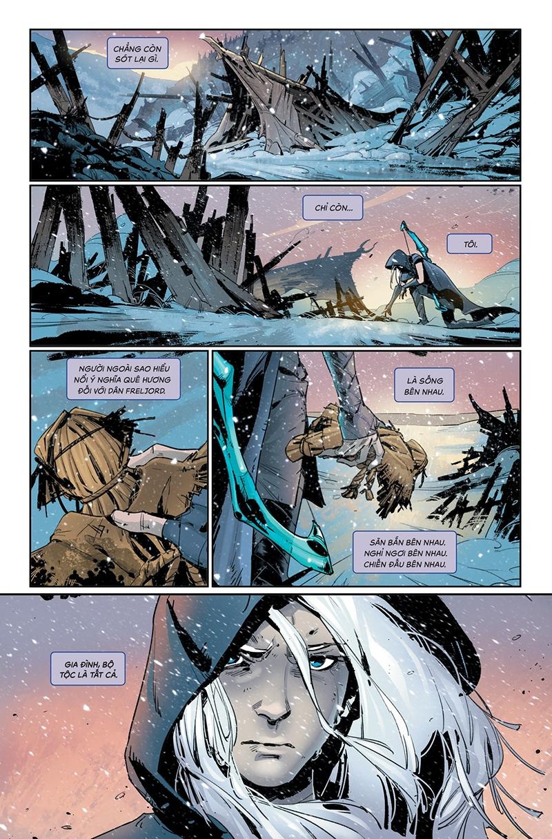 Ashe Chiến Mẫu Kỳ 3 - Trang 3