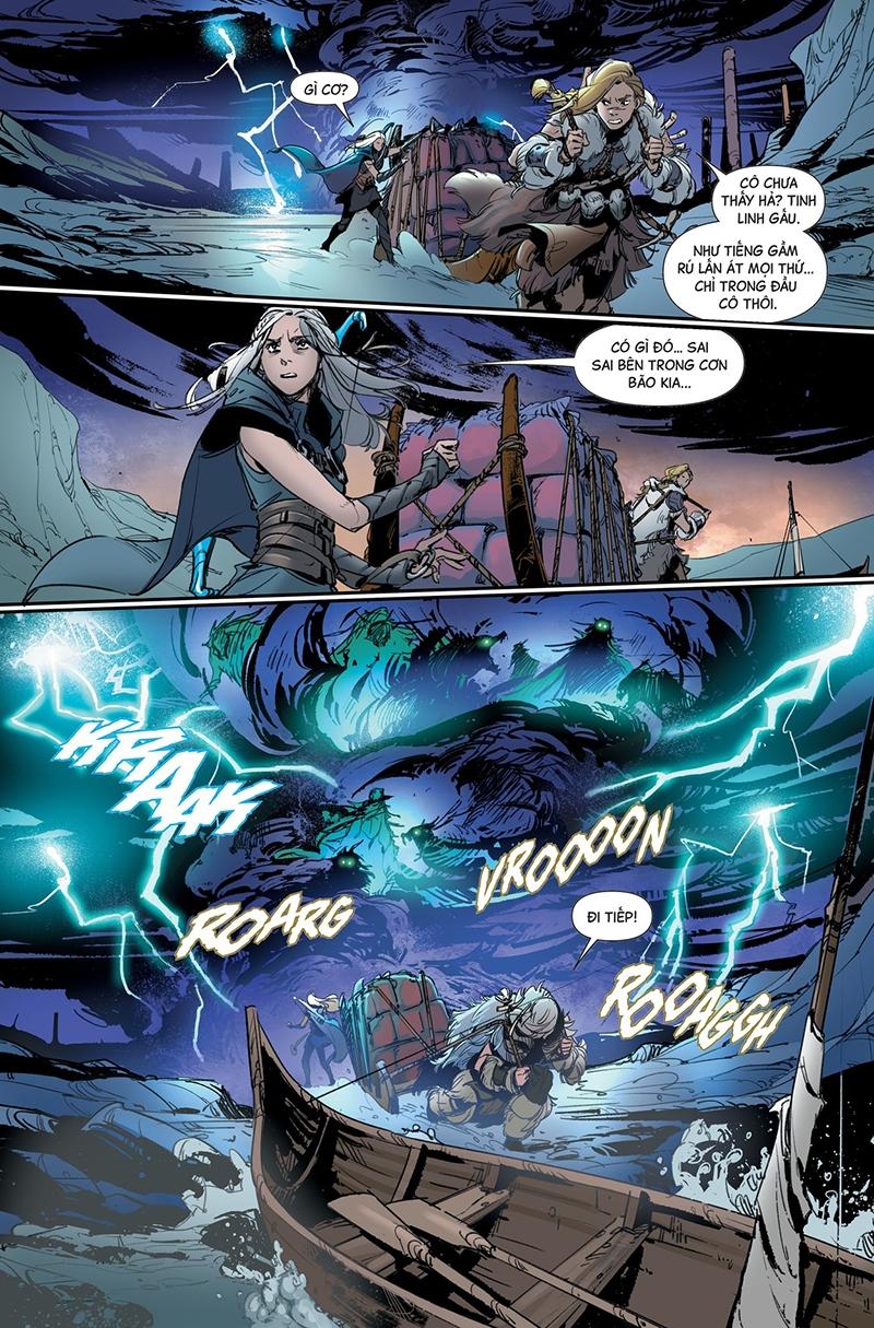Ashe Chiến Mẫu Kỳ 3 - Trang 15