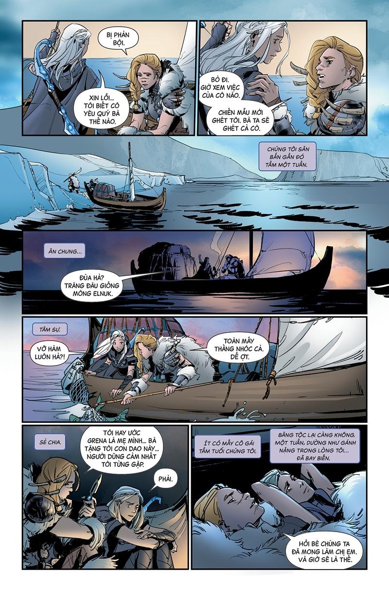 Ashe Chiến Mẫu Kỳ 3 - Trang 18