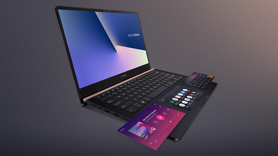 ASUS ZenBook Pro 14 về Việt Nam, giá khởi điểm 36 triệu