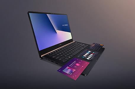 ZenBook Pro 14 về Việt Nam, giá khởi điểm 36 triệu 6