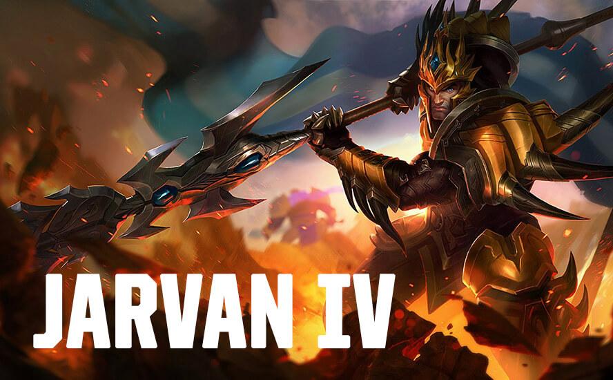 LMHT cập nhật tiểu sử Jarvan IV, Udyr và Sejuani 1