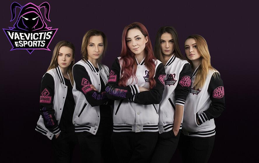 Vaevictis Esports công bố đội hình toàn nữ tham dự LCL Mùa Xuân 2019