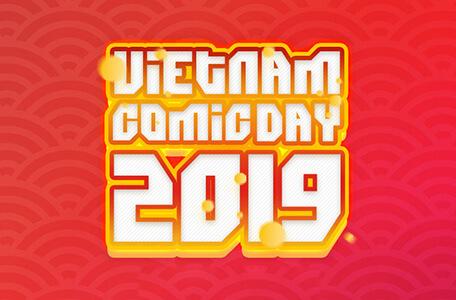 Vietnam Comics Day 2019 diễn ra vào cuối tuần này 2