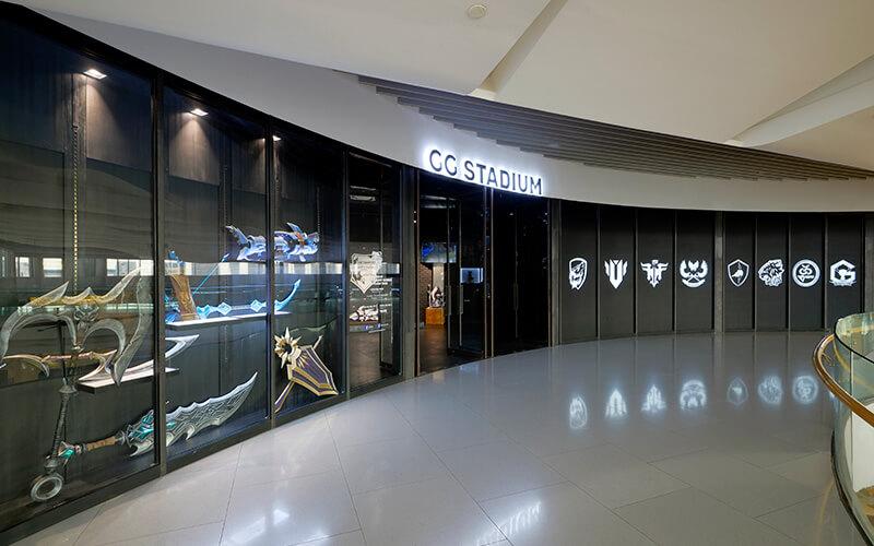 GG Stadium (Tầng 6 Crescent Mall, 101 Tôn Dật Tiên, Phú Mỹ Hưng, Q.7, TP.HCM)