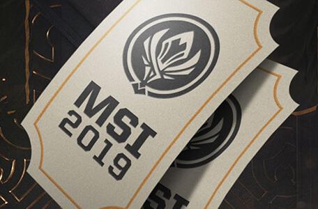 Riot Games công bố giá vé MSI 2019 1