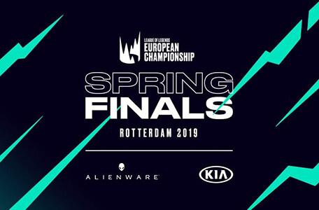 LEC Mùa Xuân 2019 kết thúc vòng bảng 1