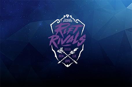 Riot Games hủy bỏ Rift Rivals của các khu vực nhỏ 7