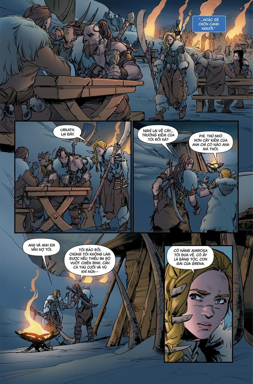 Ashe Chiến Mẫu Kỳ 4 - Trang 7