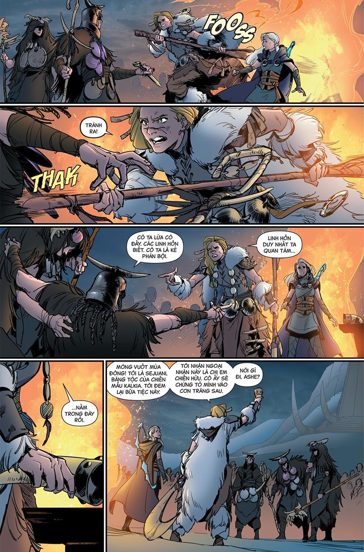 Ashe Chiến Mẫu Kỳ 4 - Trang 10