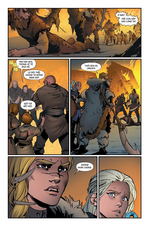 Ashe Chiến Mẫu Kỳ 4 - Trang 18