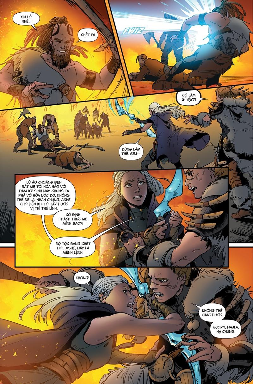 Ashe Chiến Mẫu Kỳ 4 - Trang 19