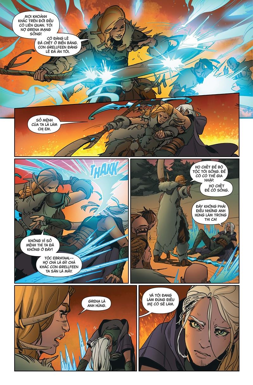 Ashe Chiến Mẫu Kỳ 4 - Trang 21