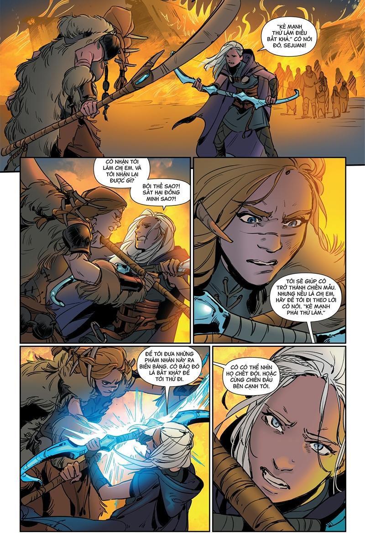 Ashe Chiến Mẫu Kỳ 4 - Trang 23