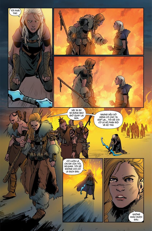 Ashe Chiến Mẫu Kỳ 4 - Trang 24