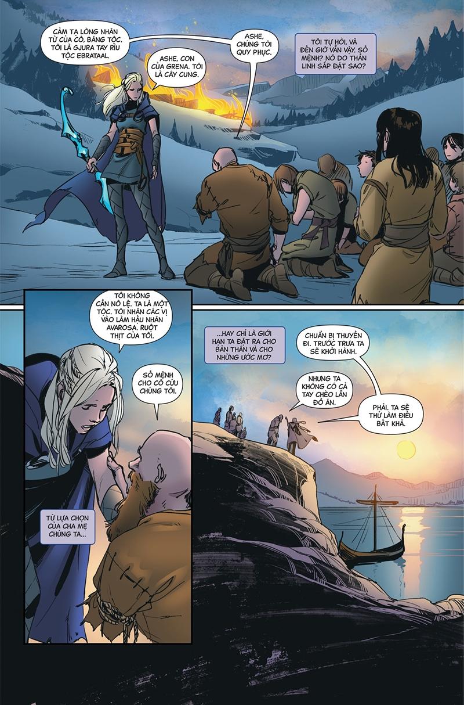 Ashe Chiến Mẫu Kỳ 4 - Trang 26
