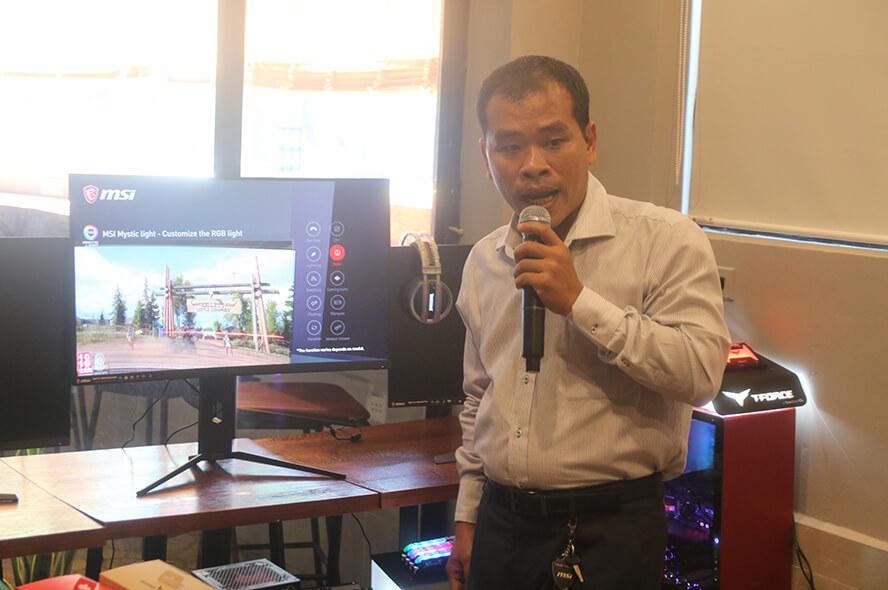 MSI Optix AG32C và Optix MAG321 CQR chuẩn bị tấn công thị trường phòng máy 5