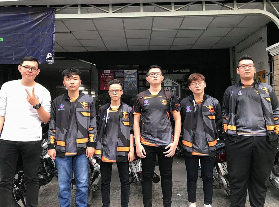 Team Flash Liên Minh Huyền Thoại