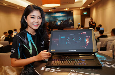 Acer giới thiệu laptop Predator Helios 300 phiên bản 2019 8