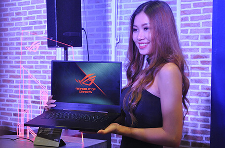 ASUS giới thiệu loạt laptop sử dụng AMD Ryzen Mobile 7