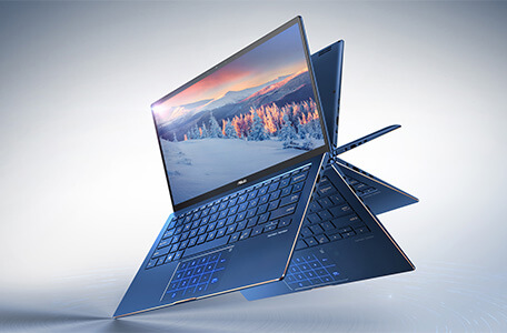 ZenBook Flip có phiên bản mới ZenBook Flip 13 UX362 8