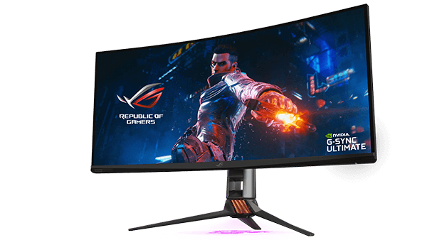 ASUS ROG Swift PG35VQ - Hinh anh 3