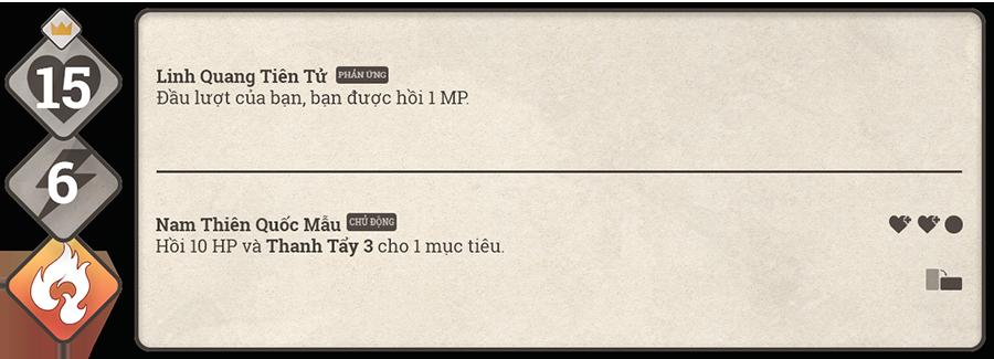 Danh sách hộ thần game Sử Hộ Vương 80