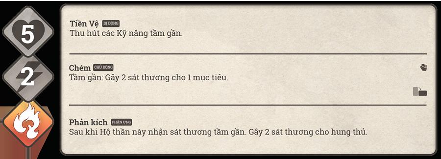 Danh sách hộ thần game Sử Hộ Vương 11