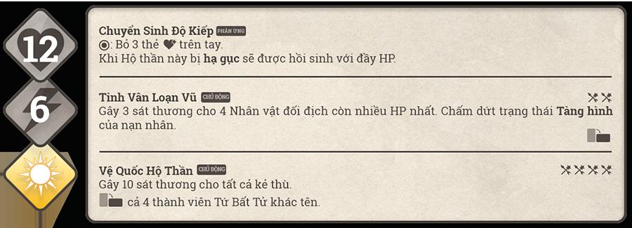 Danh sách hộ thần game Sử Hộ Vương 76