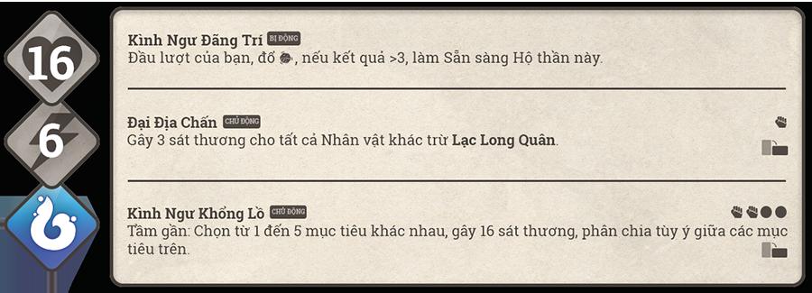 Danh sách hộ thần game Sử Hộ Vương 138
