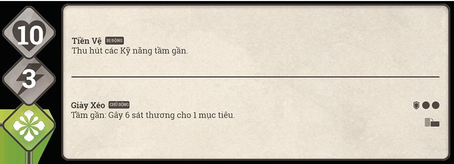 Danh sách hộ thần game Sử Hộ Vương 33