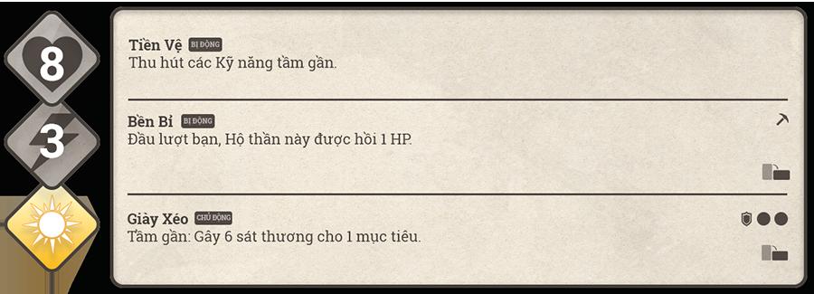 Danh sách hộ thần game Sử Hộ Vương 25