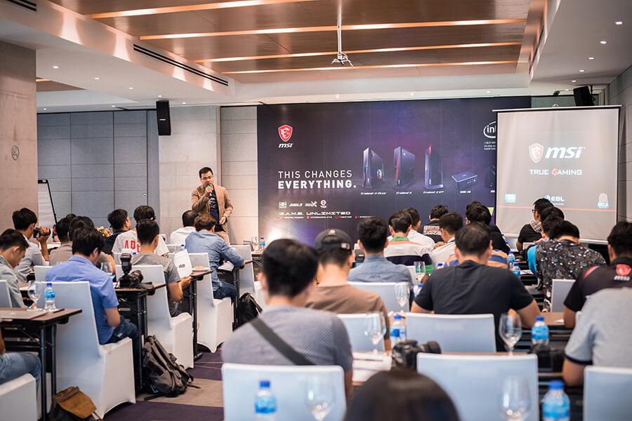 MSI đưa dòng máy tính Trident và Cubi về Việt Nam