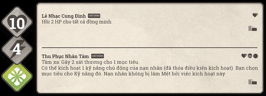 Kĩ năng của Nguyễn Trãi trong Sử Hộ Vương