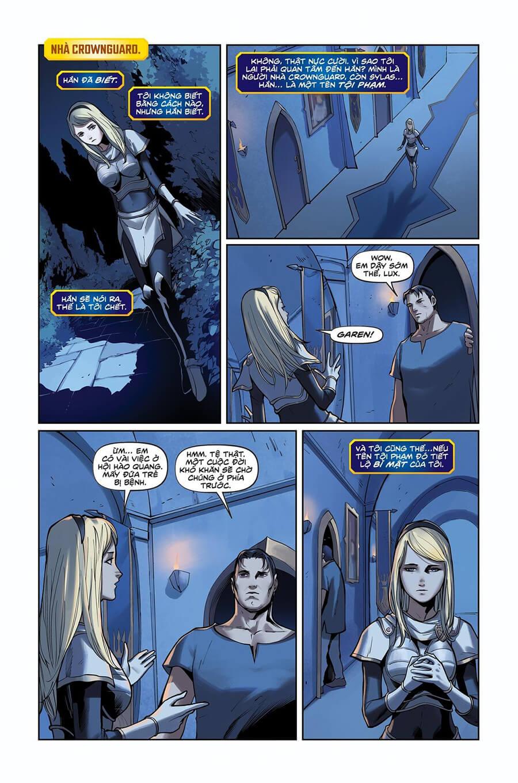 Truyện tranh Lux Kỳ 2 - Trang 3