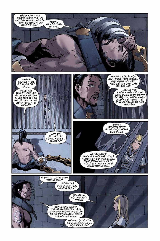 Truyện tranh Lux Kỳ 2 - Trang 6