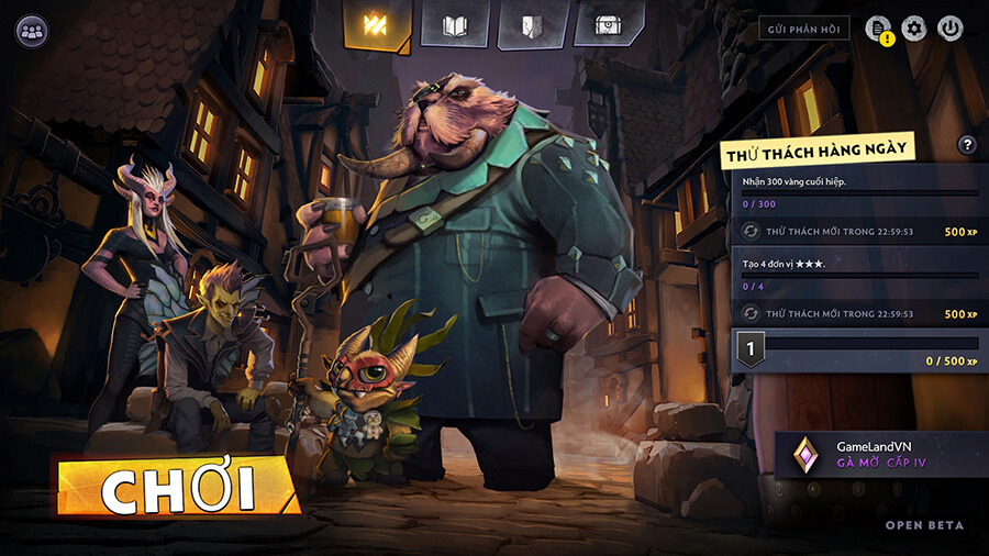 Dota Underlords ra mắt Proto Battle Pass