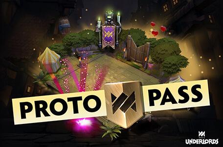 Dota Underlords phát miễn phí Proto Battle Pass 4