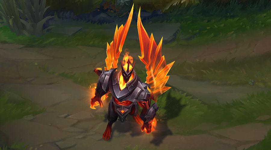 Galio Hỏa Ngục