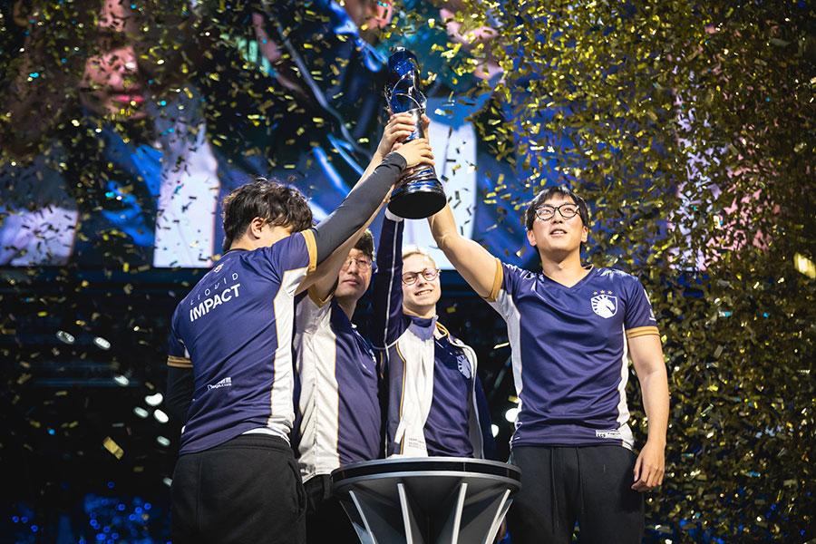 Team Liquid đã thiết lập nên một triều đại mới tại Bắc Mỹ với chức vô địch LCS lần thứ 4 liên tiếp